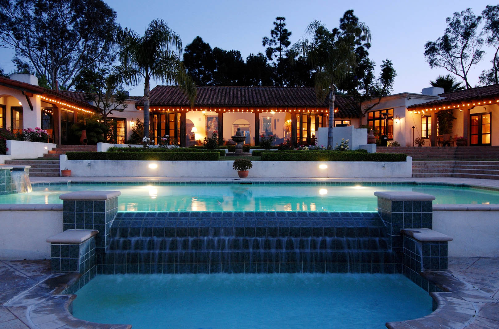 Private Residence California